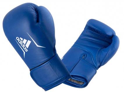 adidas Boxhandschuh Speed 175 Leder blau