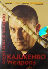 DVD: KAJUKENBO - WEAPONS (351) - Vorschau