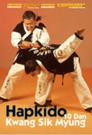 DVD: KWANG - HAPKIDO (185)