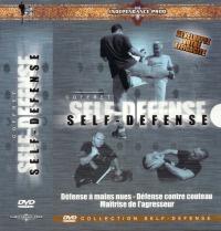 3 Selbstverteidigungs DVD?s Geschenk-Set Vol.1