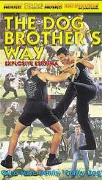 DVD: DENNY - DOG BROTHER: EXPLOSIV ESCRIMA (132)