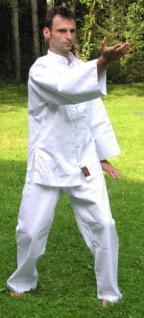 Kung Fu / Tai Chi Anzug weiß