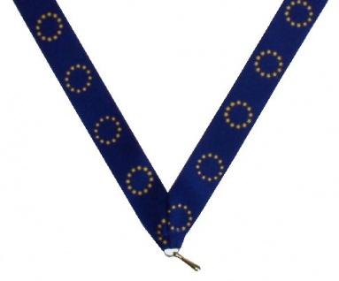 Medaillen Band Europa