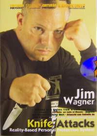 DVD: WAGNER - KNIFE ATTACKS (352)