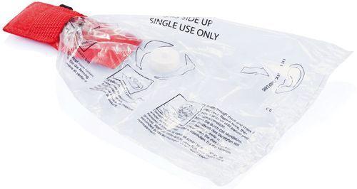 Erste Hilfe CPR Maske für Schlüsselbund