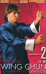DVD: CANGELOSI - TRADITIONAL WING CHUN VOL.2 (59)