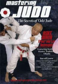 DVD JUDO: THE SECRETS OF ODO JUDO - ASHIWAZA (456)