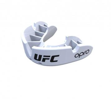 OPRO Zahnschutz UFC Bronze - weiss, Senior