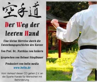 """HÖR-CD """" Der Weg der leeren Hand"""""""
