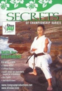 Secrets of Champion Karate Kata for Beginners