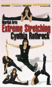 Dvd:rothrock-extreme Stretching (112) - Vorschau