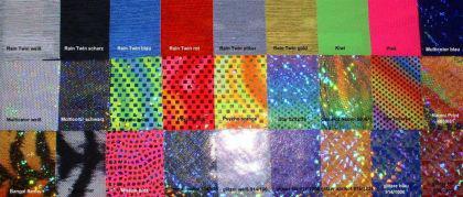 Lackoverall Farbe silber, Gr. XL - Vorschau 4