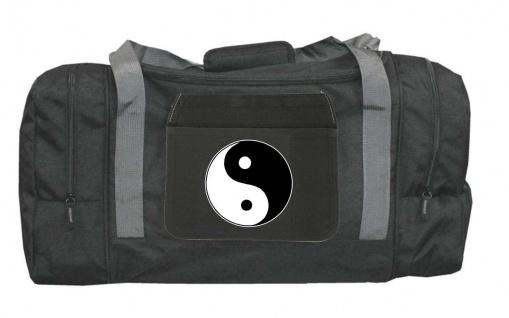 Sporttasche Ying Yang 60x27x30 cm