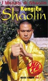 DVD: SHAOLIN - SHAOLIN KUNG-FU VIOL. 1 (308)