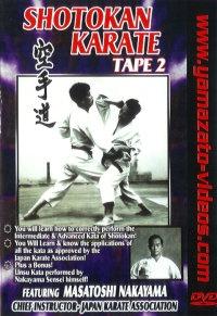 Shotokan Karate Vol.2 Masatoshi Nakayama