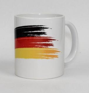 Tasse Deutschland Flagge