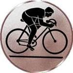 Emblem Radrennen, 50mm Durchmesser