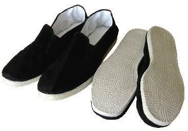 Tai Chi Schuhe mit Stoffsohle - Vorschau 1