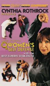 Dvd:rothrock-womens Self Defense (113) - Vorschau