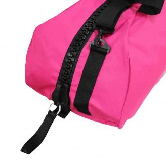 adidas Sporttasche - Sportrucksack pink/silber - Vorschau 5