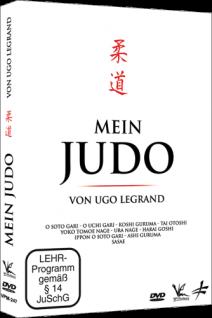 Mein Judo von Ugo Legrand