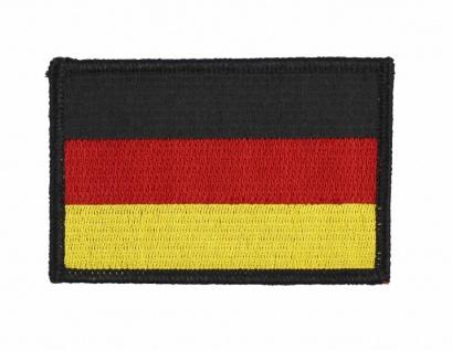 Aufnäher Deutschland Fahne