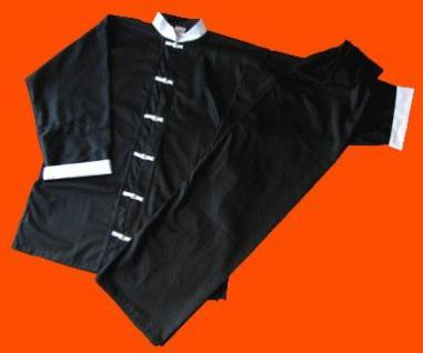 Kung Fu / Tai Chi Anzug Shaolin II, 150 cm - Vorschau 2
