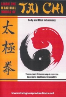 Enter The World of Tai Chi