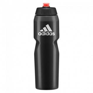 adidas Trinkflasche schwarz/rot 0, 75 Liter
