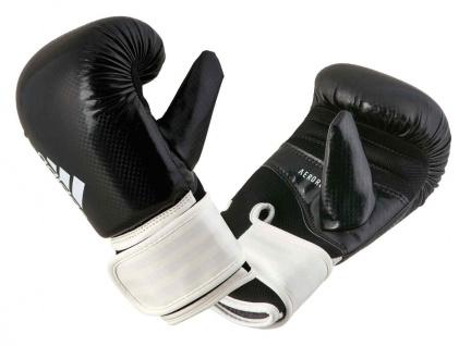 adidas Sandsackhandschuh Hybrid 75 schwarz weiß