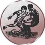 Emblem Fußball, 50mm Durchmesser