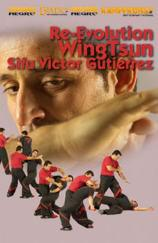 Dvd: Gutierrez - Re-evolution Wingtsun (155) - Vorschau