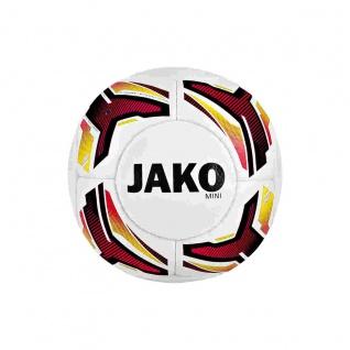 JAKO Mini Fußball rot/weiß - Vorschau
