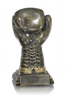 Pokal Boxhandschuh