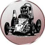 Emblem Seifenkisten, 50mm Durchmesser