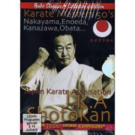 DVD DI JAPAN KARATE ASSOCIATION: J.K.A. SHOTOKAN (483) - Vorschau