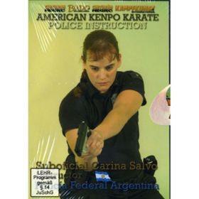 Dvd Di Salvo: American Kenpo Police Instruction (500) - Vorschau