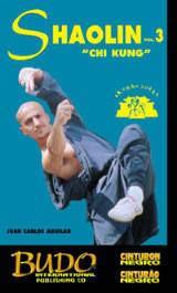 DVD: AGUILAR - SHAOLIN CHI KUNG VOL. 3 (66)