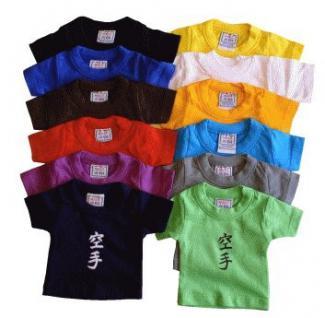 Mini T-Shirt Karate - Vorschau 1