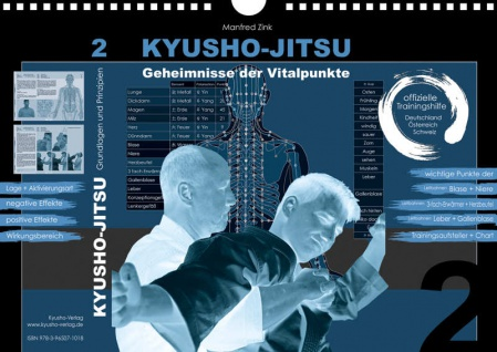 Kyusho-Jitsu - Trainingshilfe 2 - Geheimnisse der Vitalpunkte