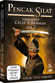 Pencak Silat Seminar mit Cecep A. Rahman Vol.2
