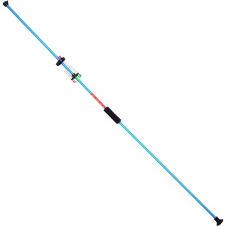 Blasrohr blau 155 cm