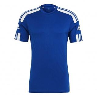 adidas T-Shirt Squadra 21 royalblau/weiß