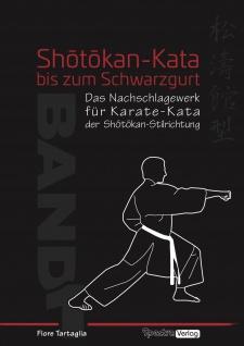 Shotokan-Kata bis zum Schwarzgurt / Band 1