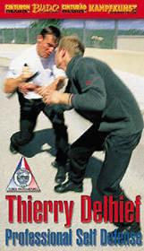 DVD: DELHIEF - PROFESSIONAL SELF DEFENSE (177)