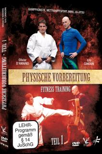 Physische Vorbereitung Fitness Training für Kampfsportler Vol.1