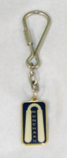Schlüsselanhänger Nunckaku