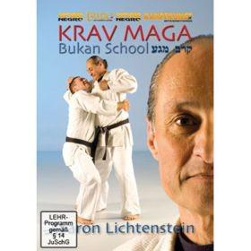 Dvd Di Lichtenstein: Krav Maga - Bukan School (507) - Vorschau