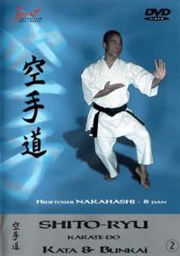 Shito-Ryu Karate-Do Kata & Bunkai Vol.2