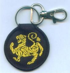 Schlüsselanhänger Tiger - Vorschau